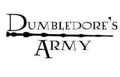 Dumbledore's Army Car Decal Harry Potter by NaomiInWonderland