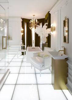 Bathroom by Jonathan Adler