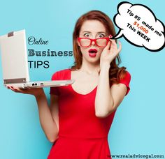 Blog post at Real Advice Gal : Real Advice GalSmall Business owner tips   Blogging Tip - 10 Things Bloggers Should Consider 1) You need a great laptop or desktop. Yo[..]