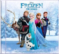 #disneymusic #enmnetwork Disney Frozen: The Songs Review and Giveaway Exp 10/2