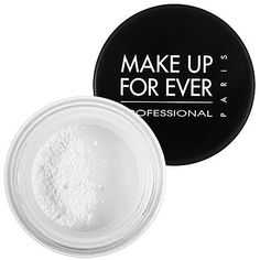 MAKE UP FOR EVER HD Microfinish Powder HD Microfinish Powder To Go 0.17 oz by MAKE UP FOR EVER. $16.00. UNBOXED. What it is:A universal translucent finishing powder to be applied over foundation or worn alone.What it does:Sets the foundation and slightly mattifies skin without changing its natural contours. This 100% mineral silica powder softens the appearance of imperfections. Completely evens out the complexion for a glowing, radiant look. One universal shade for all skintone...