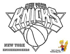 Nba Coloring Pages Free Online Printable Sheets For Kids Get The Latest Images Favorite To Print