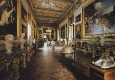 Galleria Spada: interno.