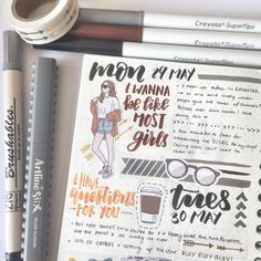 """1,486 Likes, 23 Comments - Corinne (@studyrella) on Instagram: """"I haven't done a flatlay this week yet.... Oops. Feeling very frustrated over some stuff... Any…"""""""