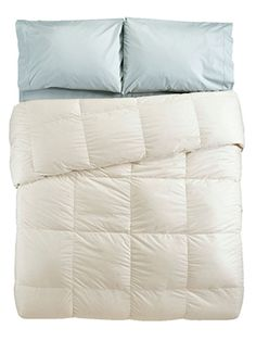 No More Just Plain White Down Comforters La Crosse 174 Down