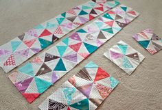 Freshly Pieced: WIP Wednesday: The Finisher