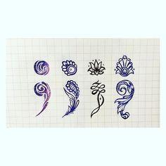 ; #semicolon More