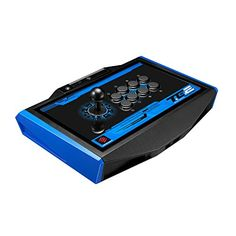 Mad Catz Arcade FightStick Tournament Edition 2 for PlayStation 4 and PlayStation 3 Ps4, Playstation, Arcade Bartop, Arcade Stick, Gnu Linux, Electronics Online, Skullgirls, King Of Fighters, Fighting Games