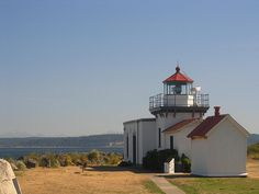 Point No Point Lighthouse, Washington