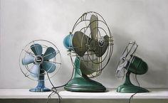 Still life fans by: Christopher Stott