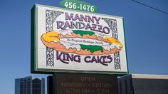 Where can you get the best King Cake in New Orleans?