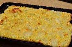 Cibulový koláč z listového těsta – Maminčiny recepty Macaroni And Cheese, Ethnic Recipes, Food, Mac And Cheese, Essen, Meals, Yemek, Eten