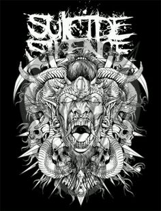 suicide silence emblem pinterest metal bands mitch lucker and metal band logos. Black Bedroom Furniture Sets. Home Design Ideas