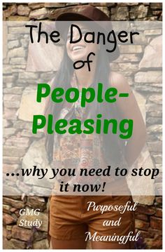 People pleasing is more dangerous than you know! It would not only harm those you care about it will hurt you! Read why you need to stop it