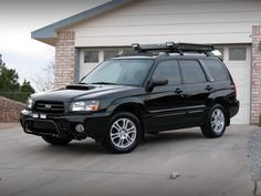 Blue Fox - Member Journal - Subaru Forester Owners Forum