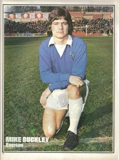 Mike Buckley Everton
