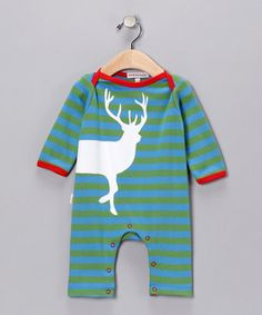 Stag Print Playsuit available at: http://www.ohbabylondon.com/index.php?act=viewProd=733