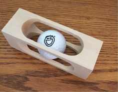 A very simple but fun brain teaser that makes a great beginner woodworking project.