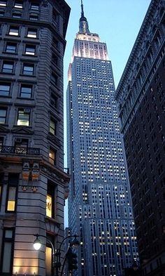 Empire State Building, o arranha-céu mais alto de Nova York depois do atentado de 11 de setembro || Beatriz Monteiro | UOL