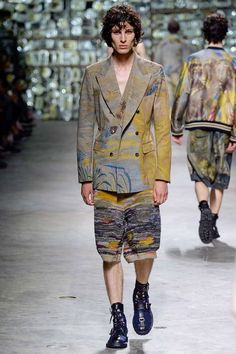 Dries van Noten Spring-Summer 2017 - Paris Fashion Week #PFW