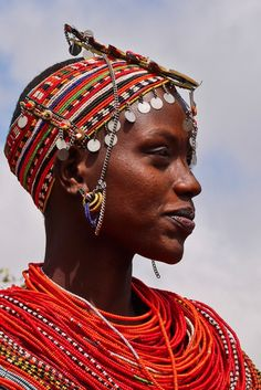 ✈ The Last Footprint  ✈ Travel and Photography ✈                                              • 2 weeks ago                                                                                                   rendile woman. kenya.