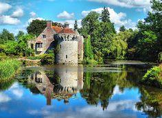 Scotney Castle Reflections