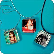 Photo jewelry DIY!