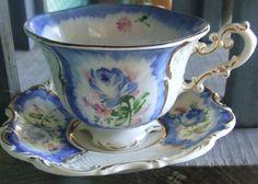 Stafford  Vintage Teacup & Saucer..