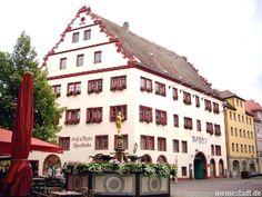 Hof- und Ratsapotheke, Ansbach