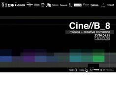 Cine//B_8:Abril Música+Creative Commons