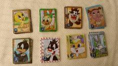 Juego de cartas Baby Looney Tunes
