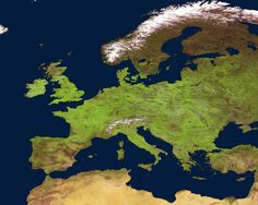 Space in Images - 2014 - 06 - Springtime in Europe
