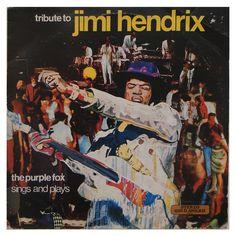 #Tribute to #JimiHendrix - #vinil #vinilrecords #music #rock