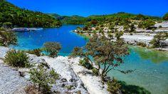 AHPE58 - Lac d'Esparron - Alpes de Haute Provence 04