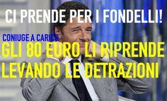 capofrablog: Bruxelles bacchetta Renzi: non ci sono soldi! Altro che 10 miliardi