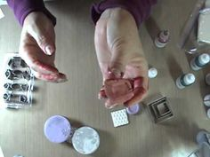 ▶ Air Dry Clay embellishments - YouTube