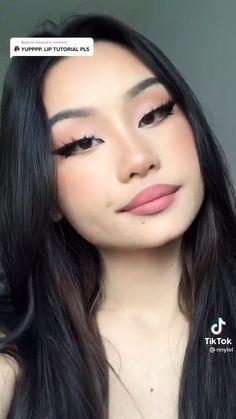 Edgy Makeup, Grunge Makeup, Asian Makeup, Cute Makeup, Pretty Makeup, Simple Makeup, Lip Makeup, Natural Makeup, Makeup Looks Tutorial