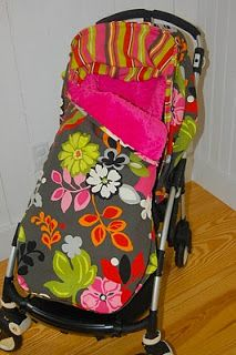 Maine Baby Treats - Custom Bugaboo Stroller Covers: Bee Canopy with Matching Footmuff