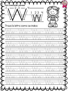 Fabuloso libro de trazos para preescolar, primer y segundo grado de primaria | Material Educativo