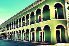 campeche   via Mexico Historic & Hip ~ Cityhaüs Design