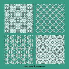 Variedad de mosaicos