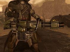 fallout minigun - Google Search