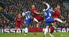 Football: Porto draw eases Liverpool into Champions League quarter-finals: * Football: Porto draw eases Liverpool into Champions League…