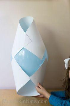 Cómo hacer una piñata de Olaf | Decorar tu casa es facilisimo.com