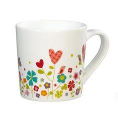 Un mug qui plait autant aux petites qu'aux grandes.