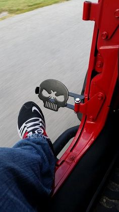 Skull Jeep Foot Peg                                                       …