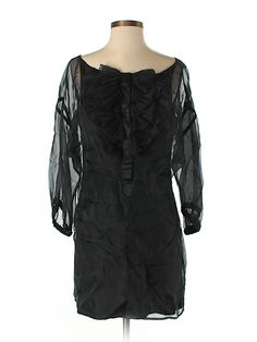 thredUP is the world's largest online thrift store where you can buy and sell high-quality secondhand clothes. Find your favorite brands at up to off. Online Thrift Store, Casual Jumpsuit, Second Hand Clothes, Black Cocktail Dress, Looking For Women, Glamour, Silk, Stylish, Long Sleeve