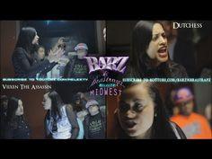 BARZ N BRASTRAPZ MW | DUTCHESS VS VIIXEN THE ASSASSIN | FIGHT LIKE A GIRL 3.31.13