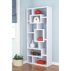 """AM+ Studio Jones Unique 71"""" Bookcase"""