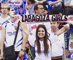 Zaragocistas... que... os queremos!! #FelizDiaDeLaMujer #RealZaragoza #Zaragoza